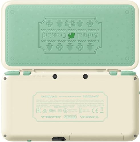 New Photos New Nintendo 2ds Xl Animal Crossing Edition Bundle Arrives In Europe Next Month Animal Crossing World Nintendo 2ds Animal Crossing Nintendo