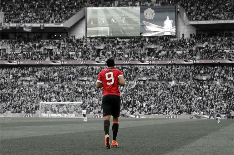 Anthony Martial Appears To Hit Back At Manchester United For Giving No 9 Shirt To Zlatan Ibrahimovic Anthony Martial Manchester United Man United