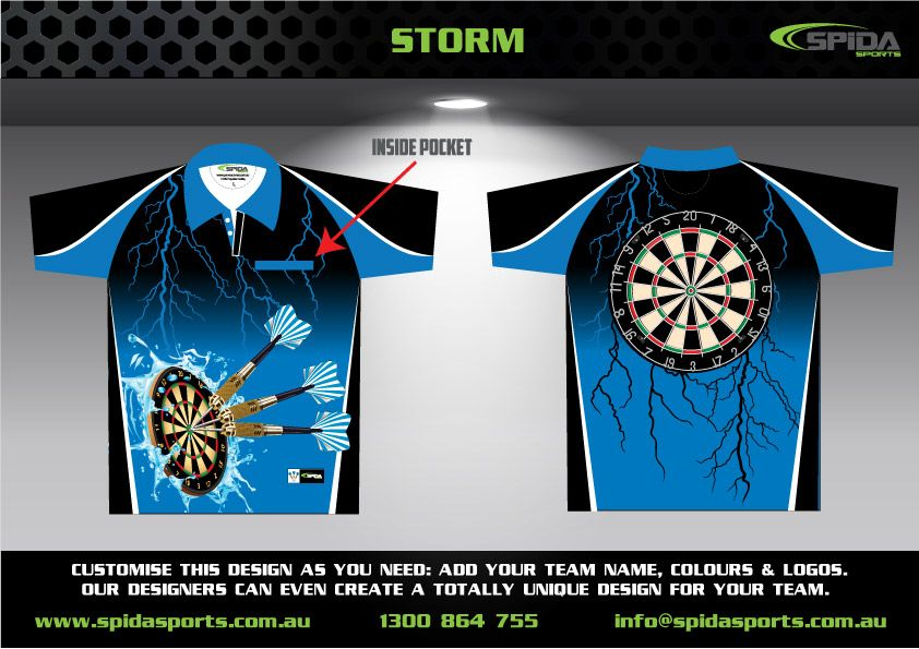 Darts Shirts Custom Printed Darts Shirts Personalised Designs