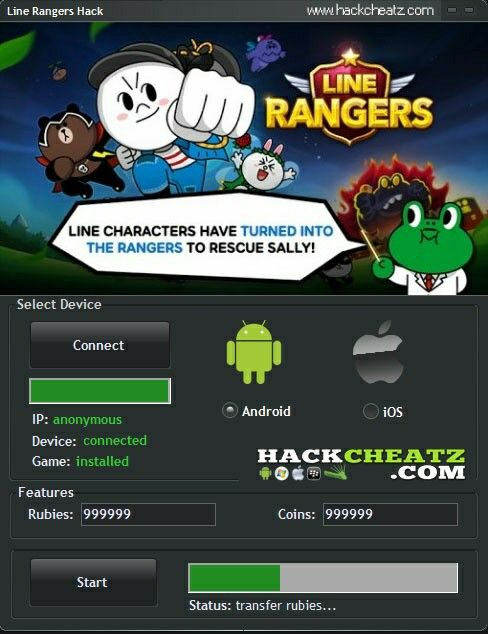 Line ranger hack for ruby and coin account line pinterest line ranger hack for ruby and coin ccuart Choice Image