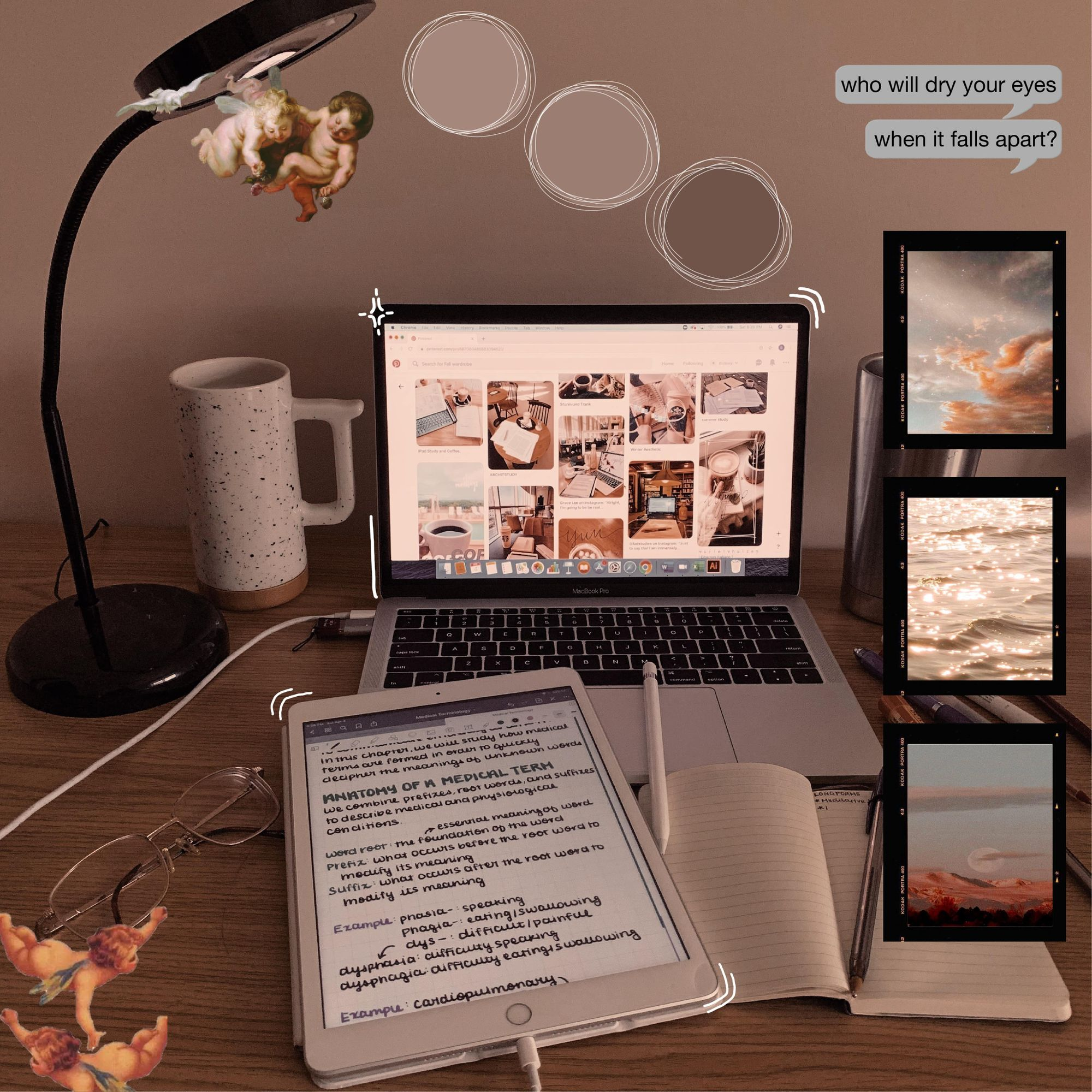 Aesthetic notes on goodnotes app for ipad in 2020 diy