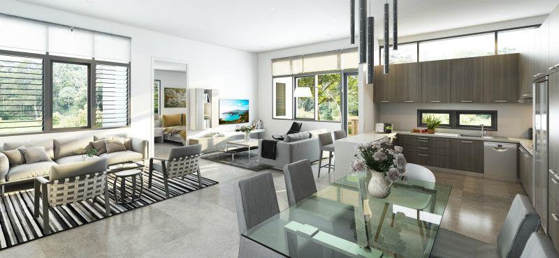 Nueva casa modelo en bel air casas guaynabo puerto rico for Modelo de casa nueva