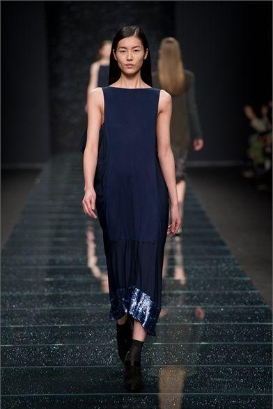 Foto e commenti per conoscere la collezione, gli outfit e gli accessori di Anteprima presentati per Collezioni Autunno Inverno 2012-13