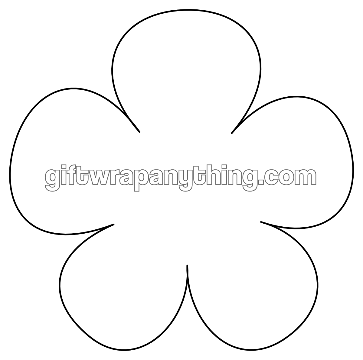 diy kids sewing flower for spring stenciling patterns and