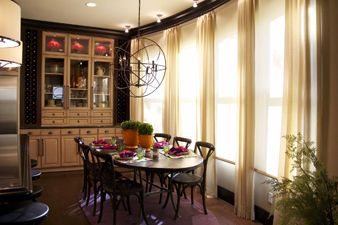 Dining Rooms Before And After  Projects To Try  Pinterest Endearing Basement Dining Room Decorating Design