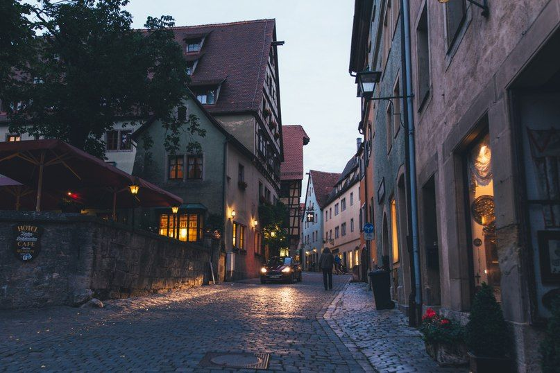 Photos by Brian Fulda Rothenburg ob der Tauber, Germany. June 2015