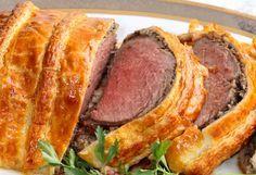 Filet Wellington #beefdishes