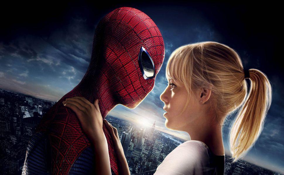 Amazing Spider Man 2 Gwen Stacy HD Wallpaper