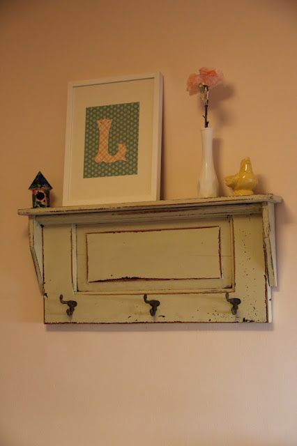 Bungalov add cupboard to bottom of shelf.. use my 2 off white shelves