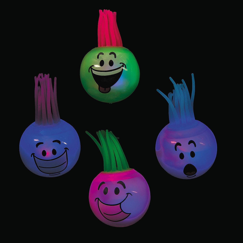 led s neon set up lighting of poi apex k rave product balls spinning light