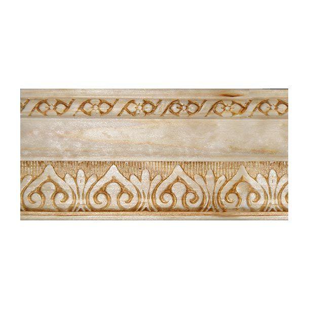 Moldura ornamental de madera gaby molduras de madera - Molduras de madera decorativas ...