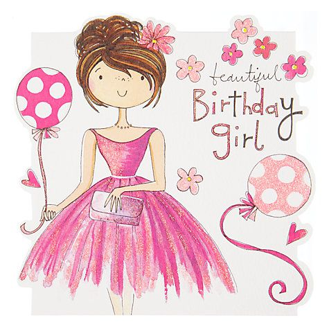 happy birthday lady Google Search Cards for Youth – Birthday Card Girls