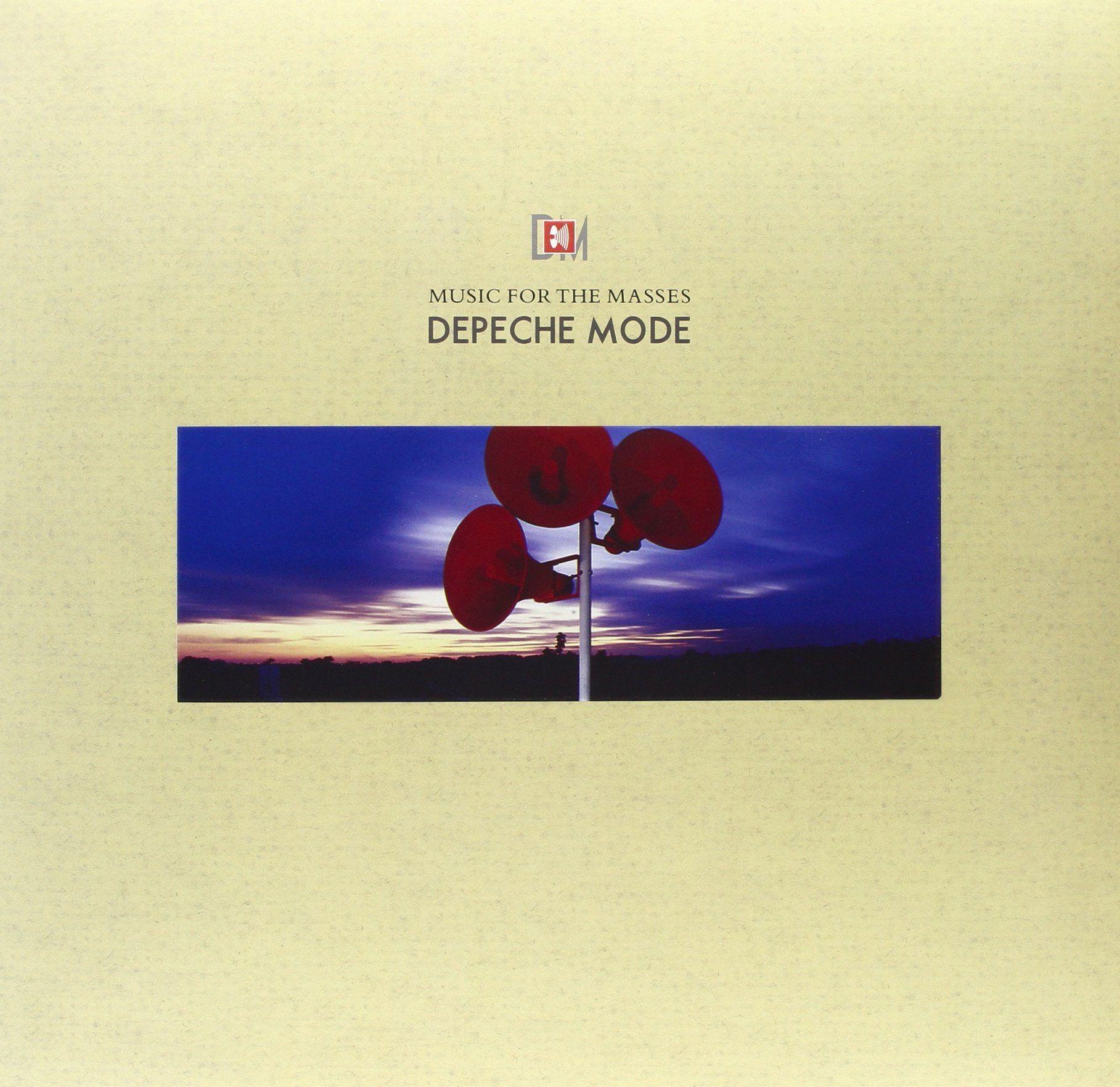 Music For The Masses 180 Gram Vinyl Depeche Mode Vinyl Music Album