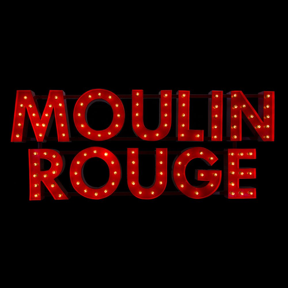 Moulin Rouge! (2001) - All Soundtracks OST … | Pinteres…