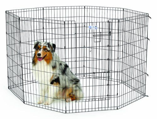 Midwest Homes For Pets Maxlock Exercise Pen For Pets Review Dog Playpen Indoor Large Dog Crate Pets