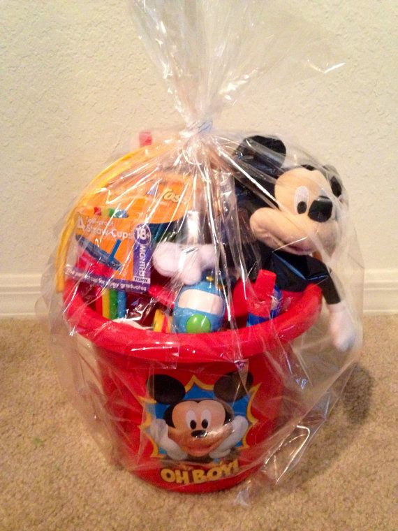 mickey mouse easter basket april 10th is the last by vyjcreations 2450