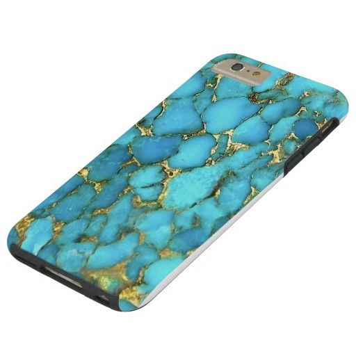 Turquoise Pattern Phone Case iPhone 5 Case