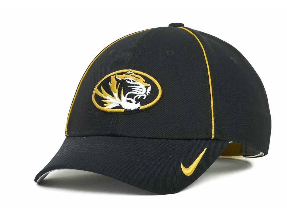 Nike Sideline Legacy91 Cap - Adjustable - NCAA - Missouri Tigers #Nike #MissouriTigers