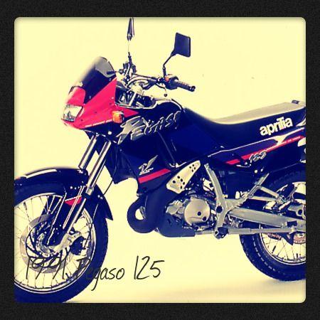 1991 #Aprilia Pegaso 125