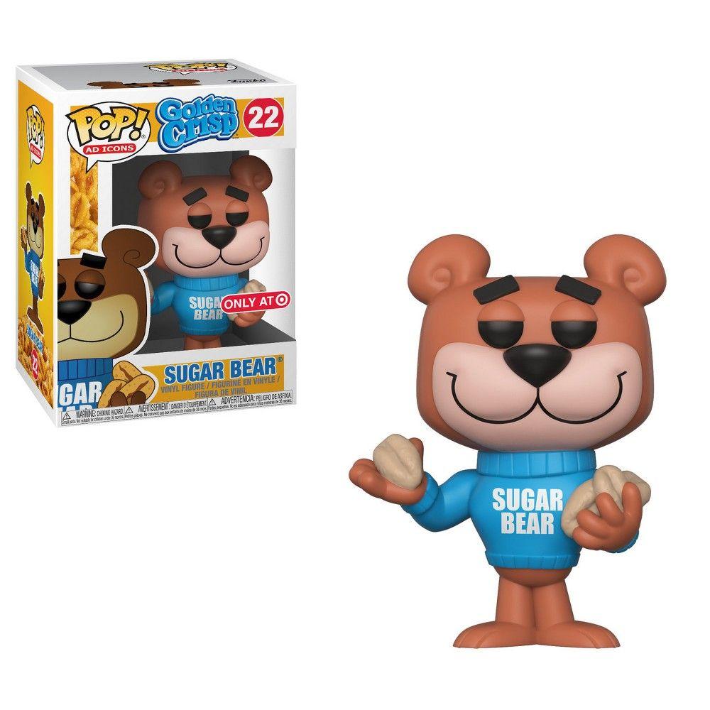 Funko Pop! Ad Icons Sugar Bear Mini Figure