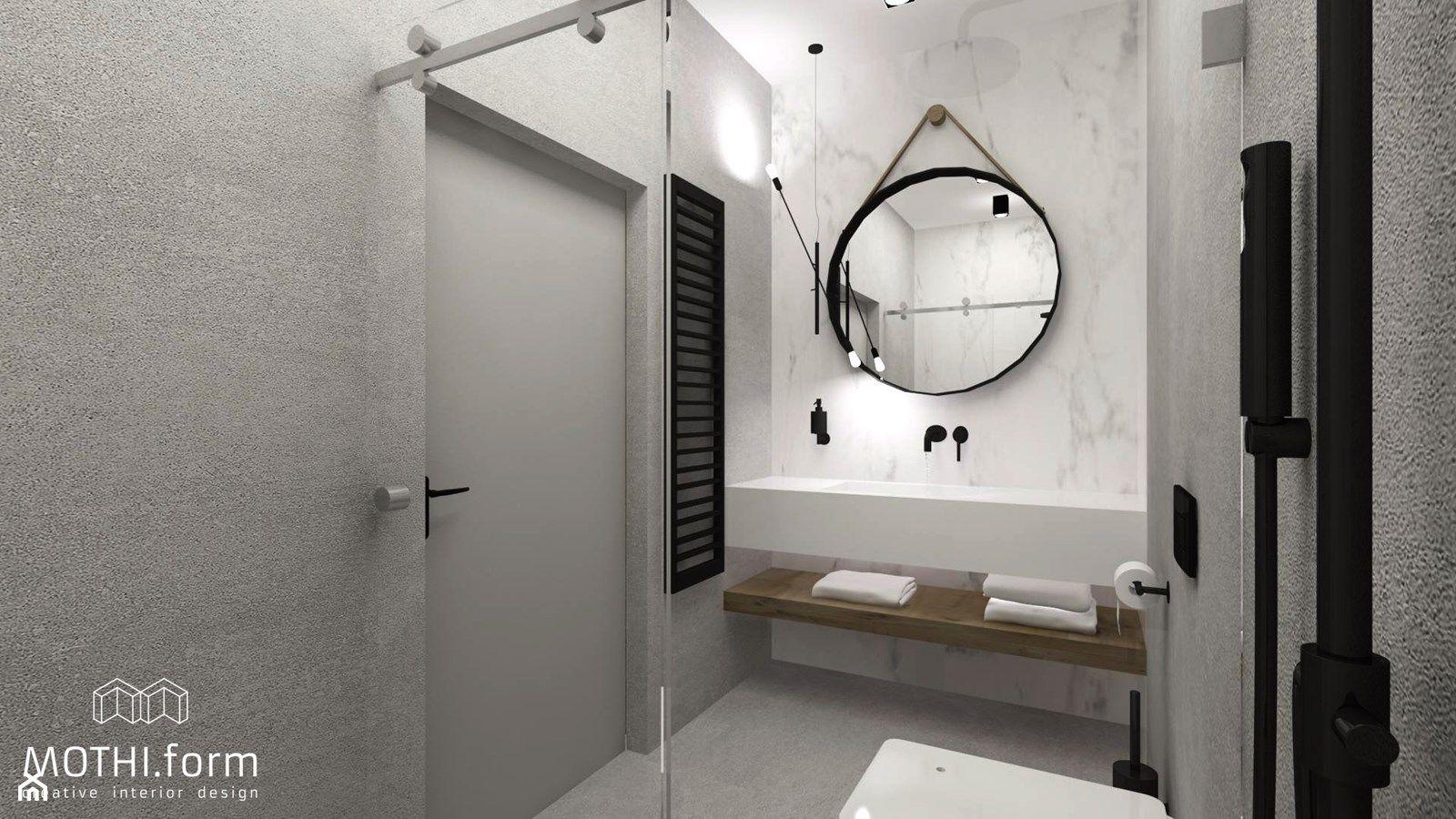 łazienka Na Parterze Zdjęcie Od Mothiform łazienka