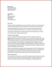 Sample Proposal Letter For Export Business  Afbeelding
