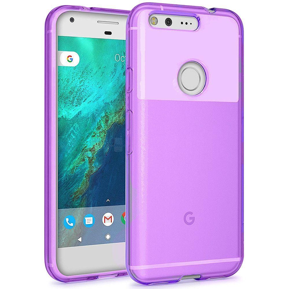 Zizo Premium TPU Google Pixel XL Case - Purple