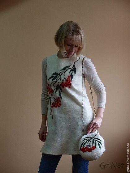 a39411eefbc07cb Платья ручной работы. Платье-туника