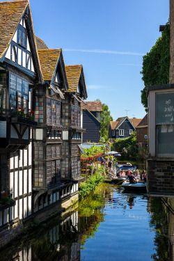 breathtakingdestinations:  Canterbury - England (byAlessandro Grussu)