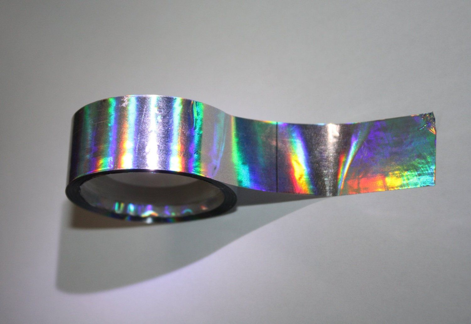 Amazon.com : Holographic/Rainbow Tape : Arts And Crafts Tapes : Office Products