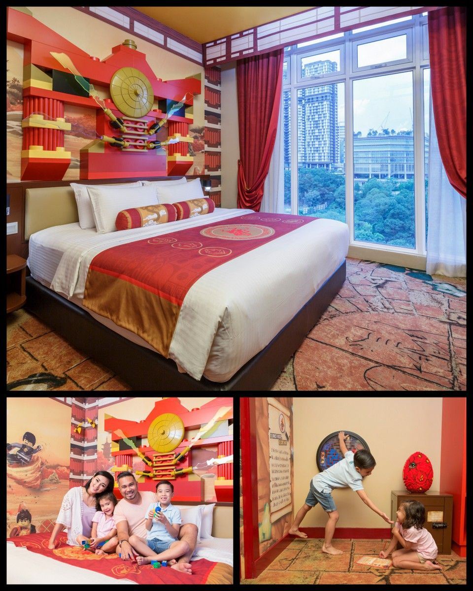 Nine NINJAGO Themed Rooms Launched at LEGOLAND MALAYSIA ...