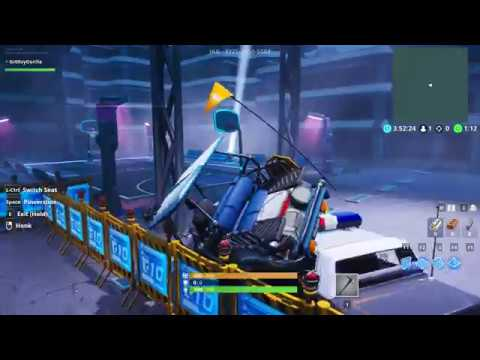 1 HOUR By JAG Fortnite Creative Mode Featured Custom