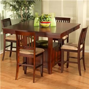 New Classic Brendan 5 Piece Counter Set  Decorating  Dining Room Amazing Dining Room Pub Table Sets Inspiration