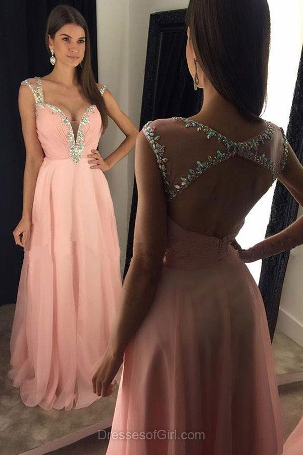 f252a2f37 Pink Prom Dress