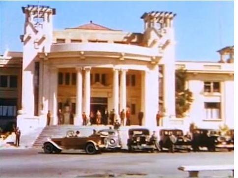 "https://flic.kr/p/7AHsbc   El casino de Viña 1937   el cineasta James A. Fitzpatrick's filmó el documental ""The voice of the Globe 1937 Chile: Land Of Charm"" para la Metro. (X)"