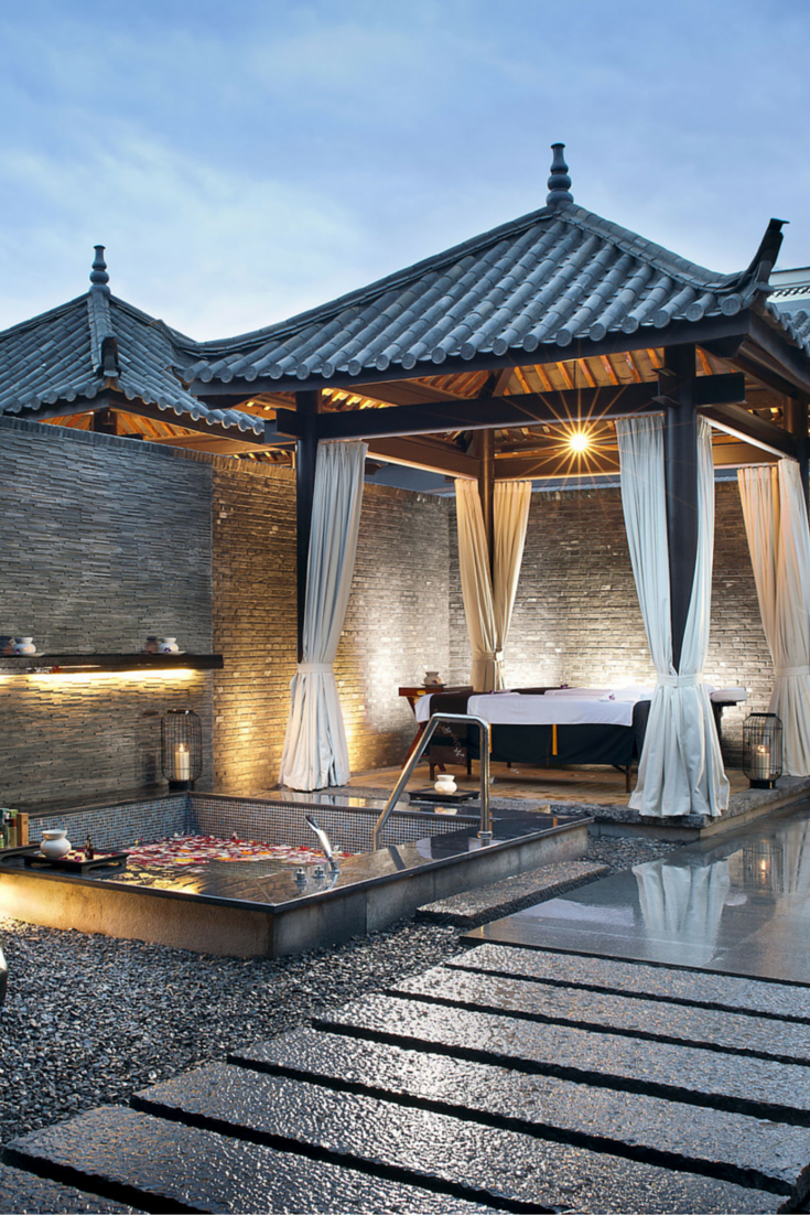 Pullman lijiang resort spa yunnan province china