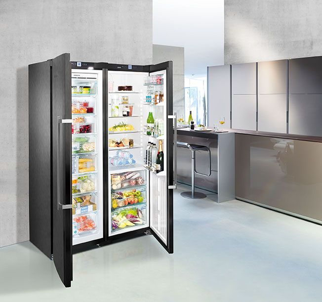 The winner of the u201cInterior Innovation Award 2015u201d is the - küche mit side by side kühlschrank