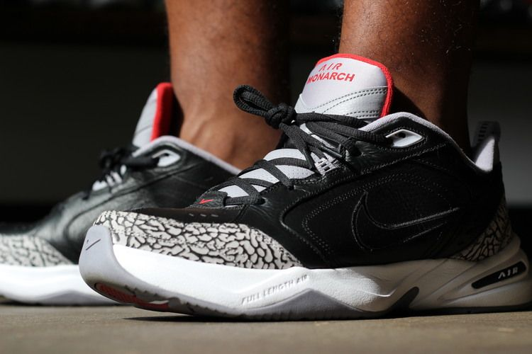 Nike Air Monarch Lessons | Sole Collector