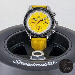Omega speepmaster Schumacher