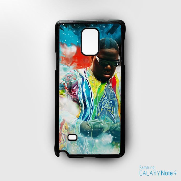Biggie smalls AR for Samsung Galaxy Note 2/Note 3/Note 4/Note 5/Note Edge phonecases