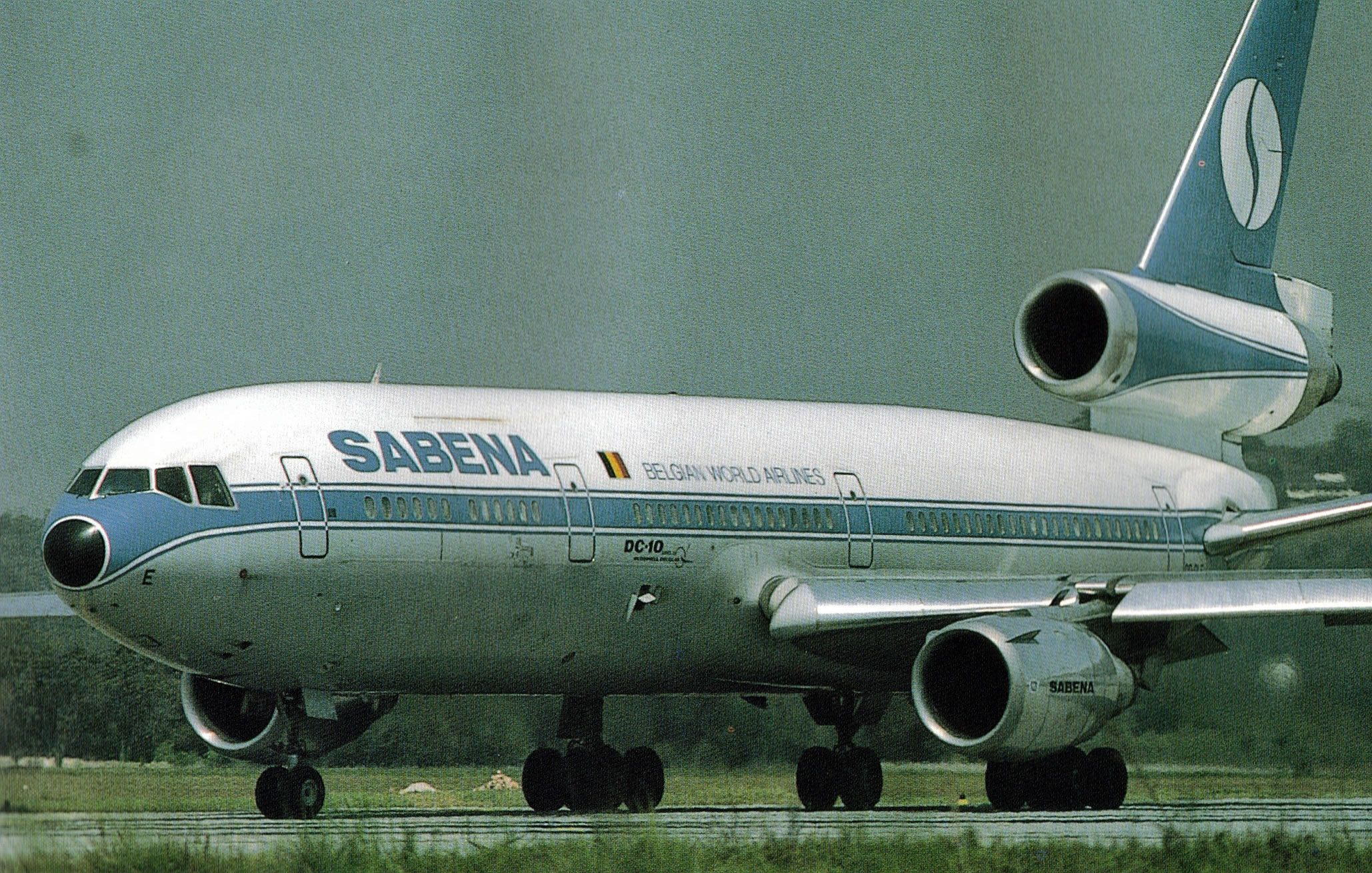 Sabena Belgian World Airways McDonnell-Douglas DC-10-30   All ...