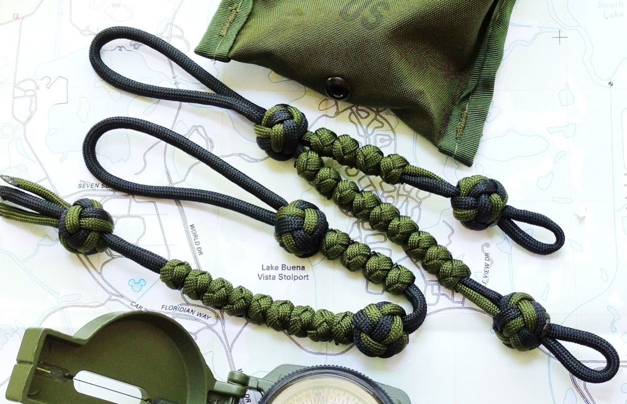 Ranger Paracord Pace Count Beads Paracord Projects Paracordist