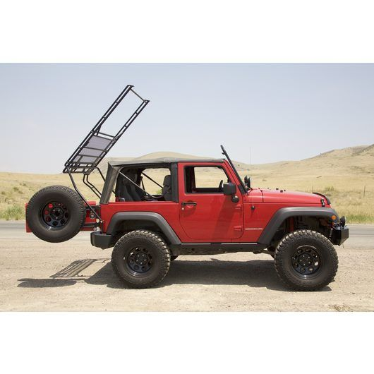 Wrangler Quick Release Stealth Ranger Jeep Wrangler Jeep Racks Jeep Wrangler Jk