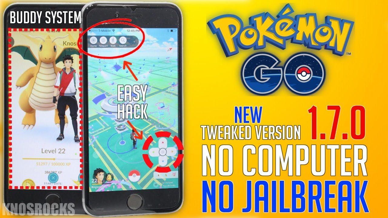 How to install hacked pokemon go ios 1001 no jailbreak