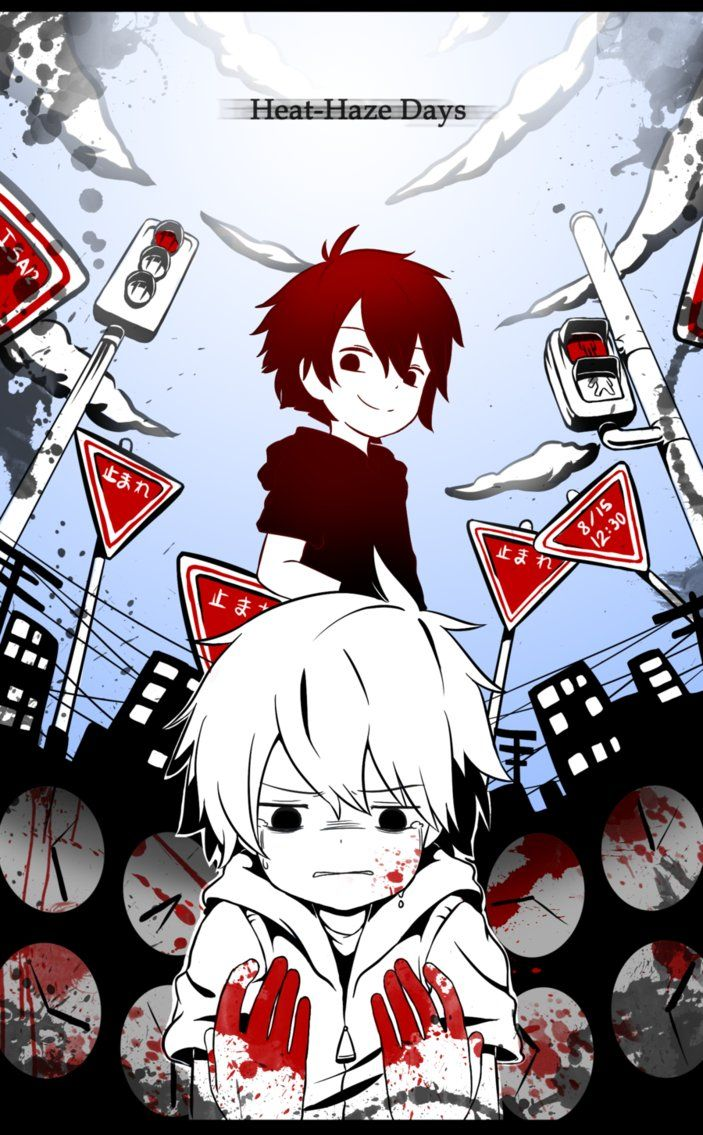 Kagerou Days - Heat Haze Days | Kagerou Project
