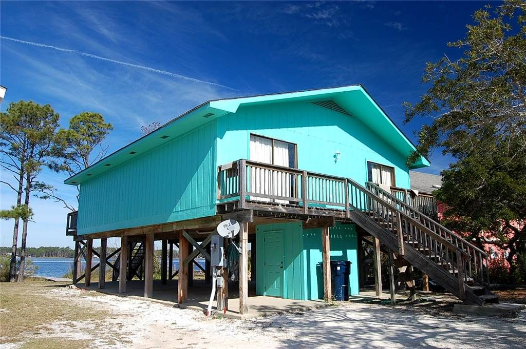andrews cottage sm pets anchor vacation rentals in gulf shores al rh pinterest co uk