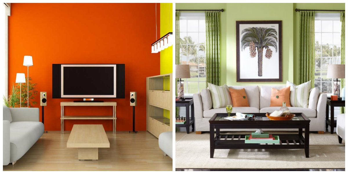 Interior Paint Ideas 2019: TOP COLORS And TRENDS For