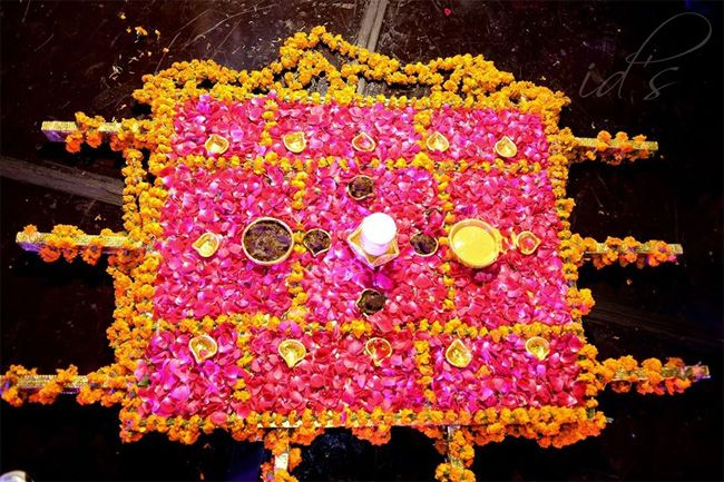 Mehndi Dupatta Decoration : Asian mehndi flowers decoration ideas inspiration pinterest