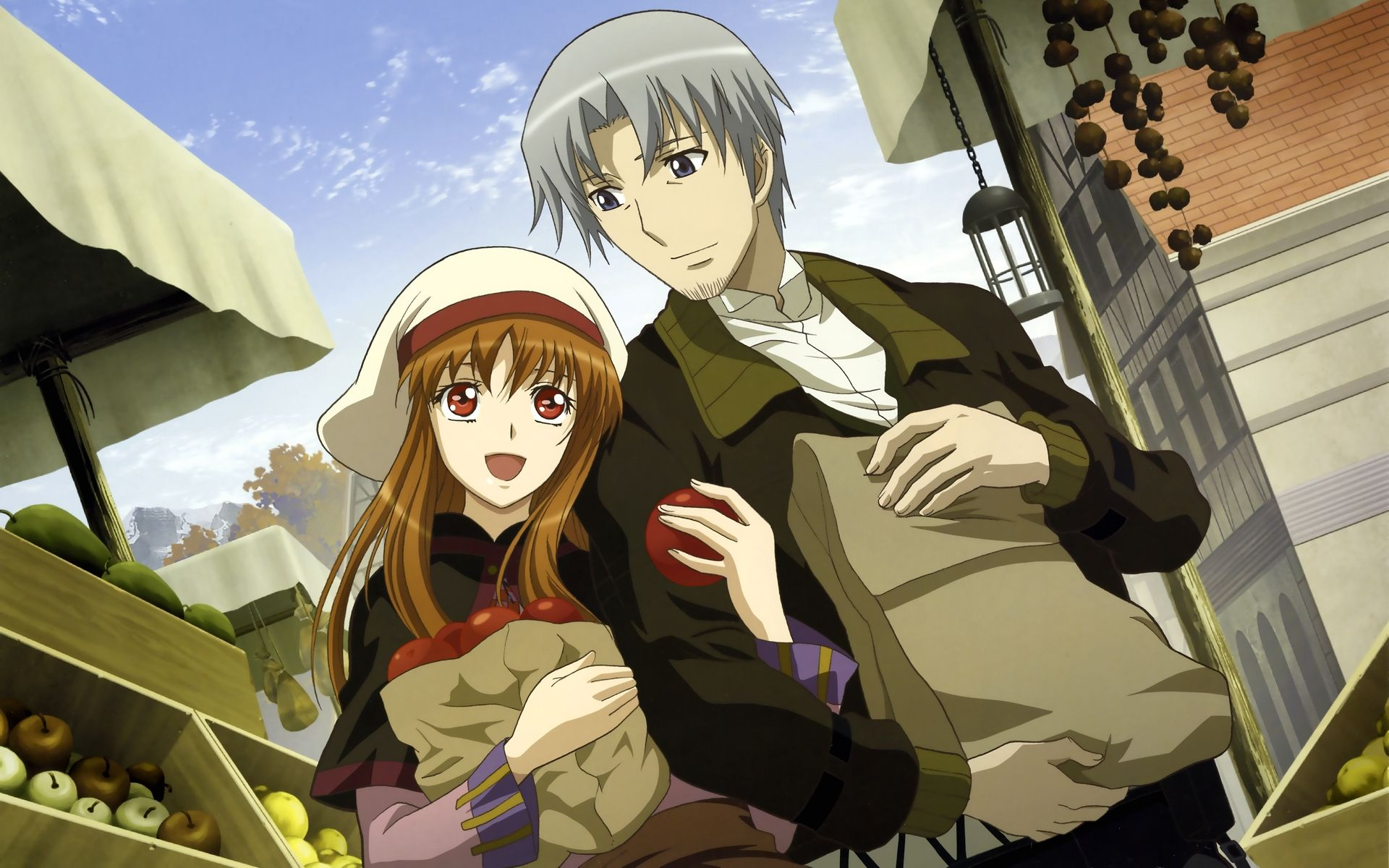 Image result for spice and wolf