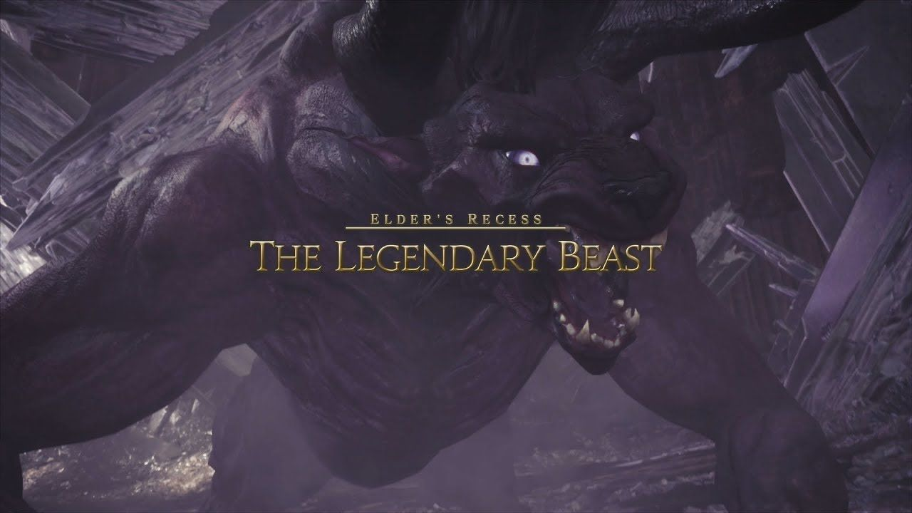 Monster Hunter World Behemoth Boss Fight Long Sword Youtube Monster Hunter Monster Hunter World Monster